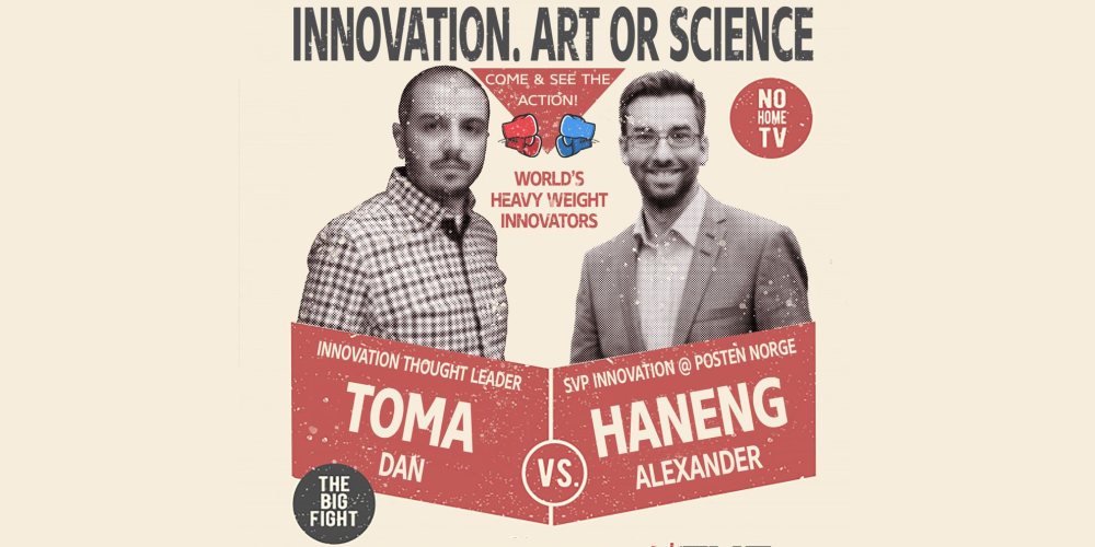 Boxing match Toma vs Haneng: Innovation Art or Science